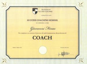 Certificazione Coach